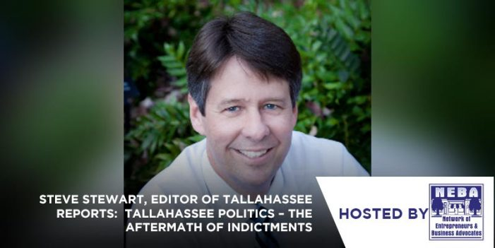 "TR Editor Steve Stewart to Speak at NEBA: ""The Aftermath of the Indictments"""