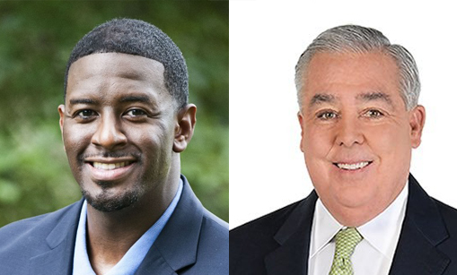 "Andrew Gillum to John Morgan: ""I don't live on your plantation…"""