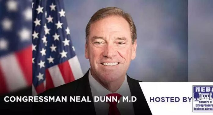 NEBA Luncheon to Feature US Congressman Neal Dunn