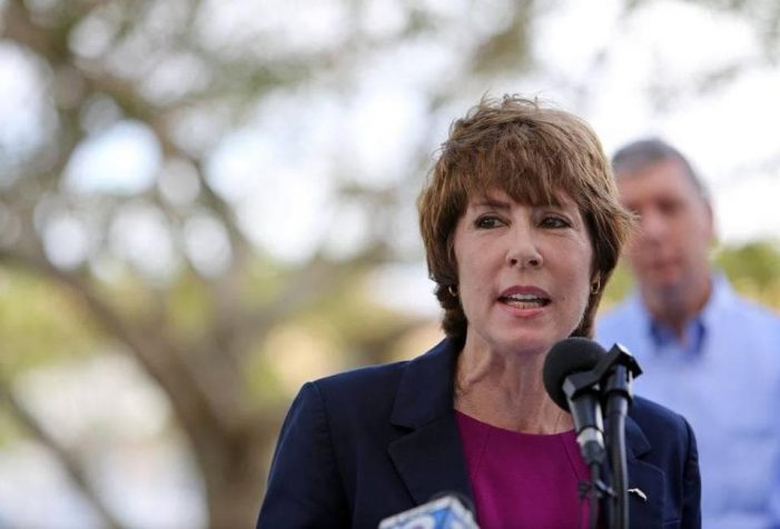 Gwen Graham: Shutdown Florida Before Death Panels are Needed