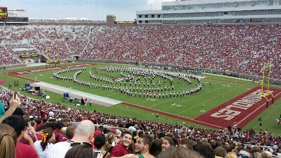 The History of the FSU Marching Chiefs