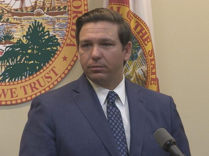 DeSantis Pitches New Teacher Bonus Program