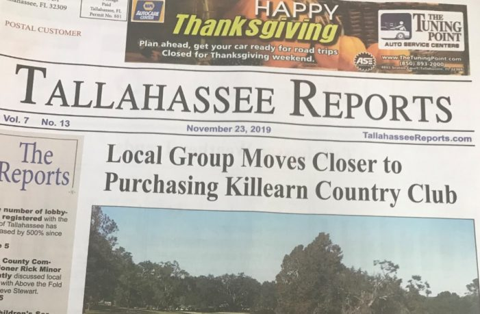 Five Stories Covered Exclusively by Tallahassee Reports
