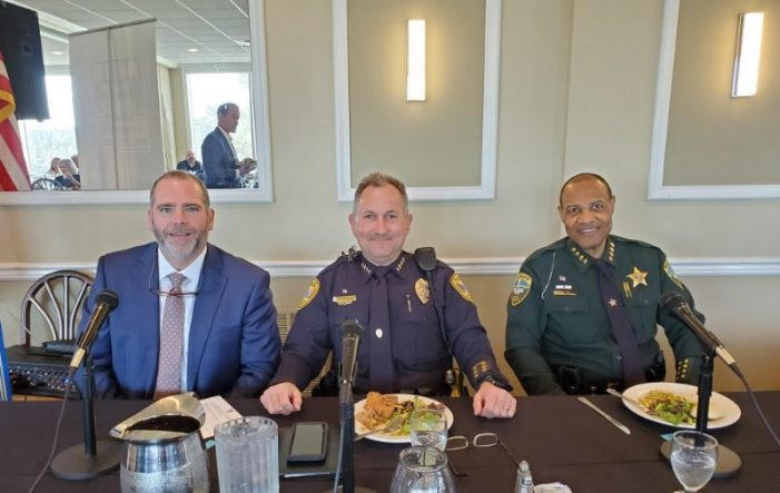 NEBA Hosts Law Enforcement Forum