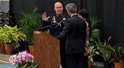 Lawrence Revell Sworn In as Tallahassee Police Chief