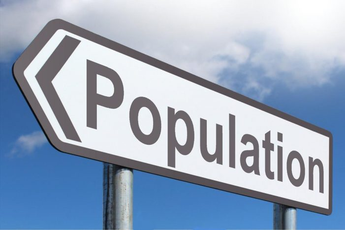 New Population Estimates Identify Growing States