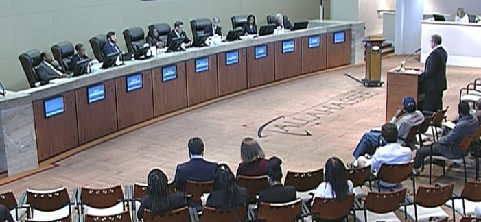 City Commissioners Discuss Legislative Affairs Update
