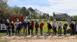 Leon County Breaks Ground on Improvements to Apalachee Regional Park