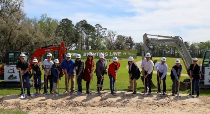 Leon County Breaks Ground on Improvements to Apalachee Regional Park