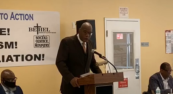 """Pastor RB Holmes: """"We Do Not Support Defunding or Dismantling the Police Department"""""""