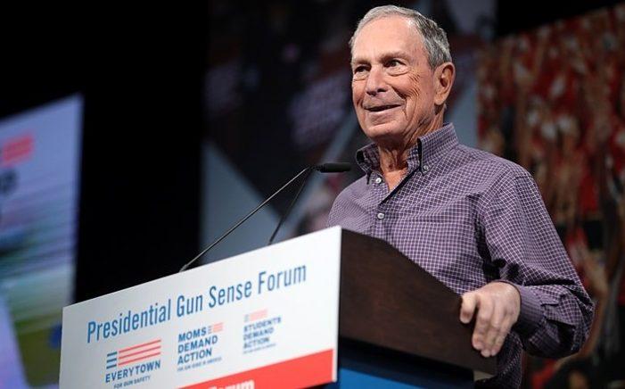 Bloomberg Backs Felons Voting Effort