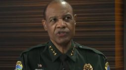 Sheriff McNeil Discusses Drug Trafficking, Officer Shortage