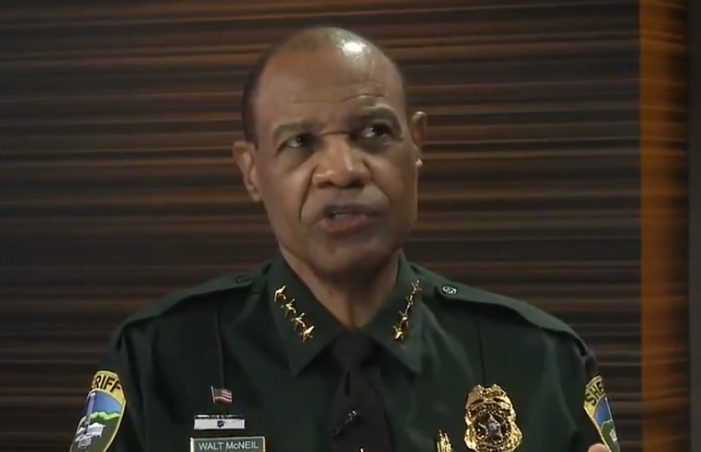 Sheriff McNeil: Curfew Tied to Grand Jury Deliberations