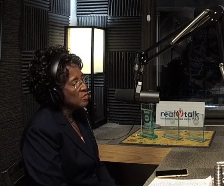 Superintendent Candidate Pam Hightower Appears on Above the Fold to Discuss Upcoming Election