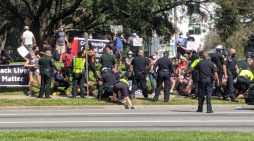 TPD Chief Revell Addresses Saturday's Protest