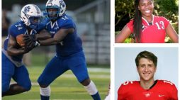 High School Playmakers: Demps, Campbell and Williams