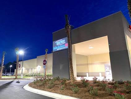 Capital Regional Medical Center Opens Lake Jackson ER