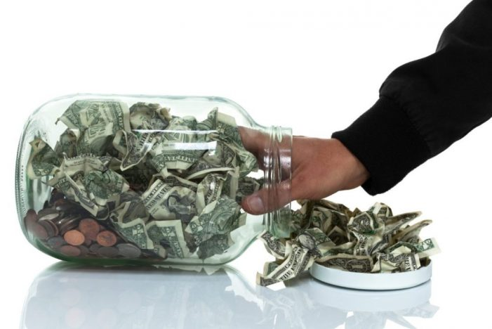Pent-Up Demand Drives October Tax Revenue