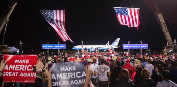 Tallahassee Airport Director Set Parking Fee for Trump Campaign Event to Recover Costs Incurred