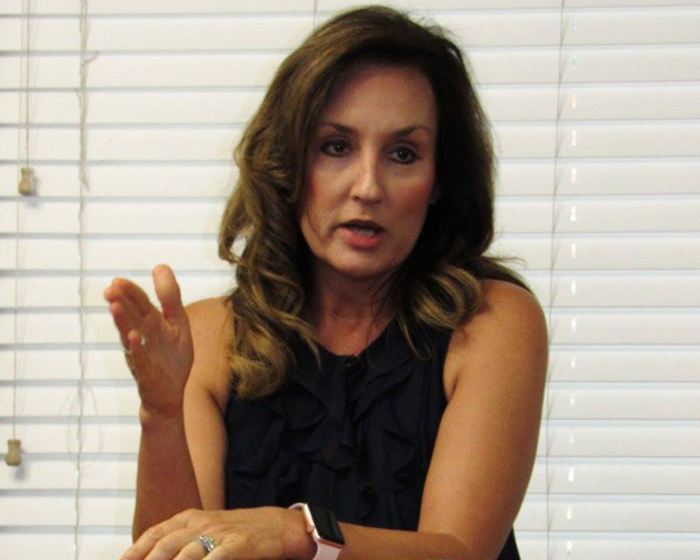 House Candidate Allison Tant Discusses Campaign