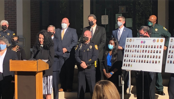 TPD Announces 178 Arrests from Large Scale Human Trafficking Investigation
